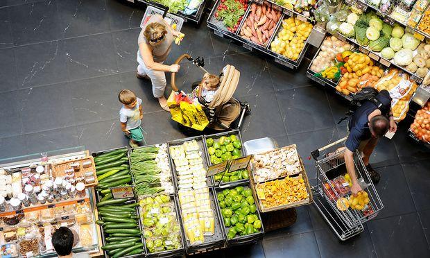 Österreich hat bei Lebensmitteln das zweithöchste Preisniveau in der EU.