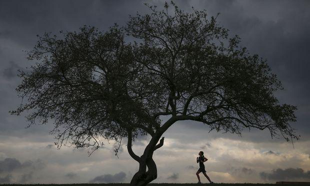 Beim Laufen lassen sich die Gedanken besser ordnen.
