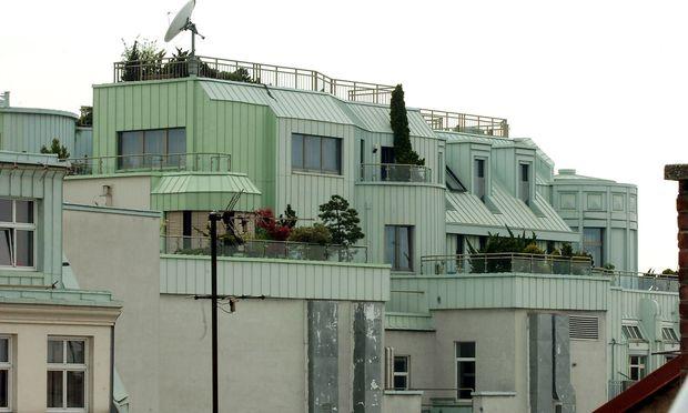 Symbolbild Penthouse