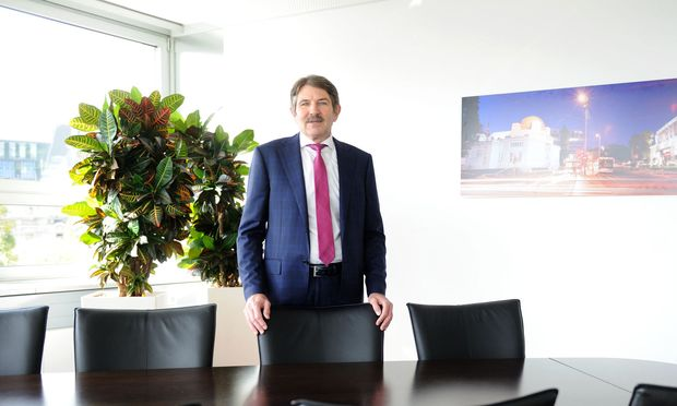 S-Immo-Vorstandschef Ernst Vejdovszky blickt auf ein gutes Geschäftsjahr zurück.