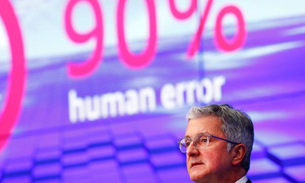 VW-Chef Müller: Stadler nicht vor Ablösung