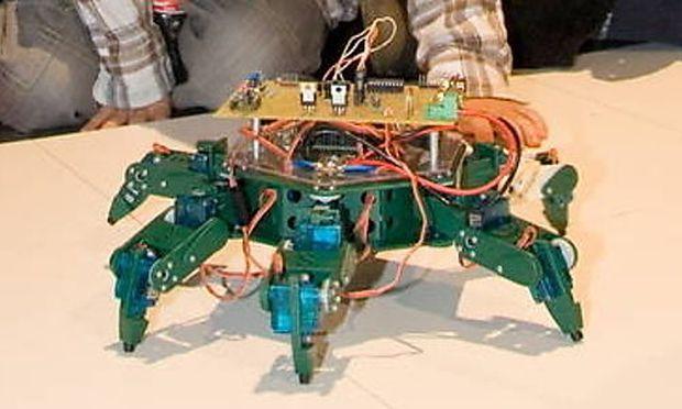 RobotChallenge
