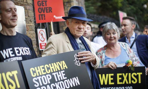 Männer in Tschetschenien hingerichtet - Homosexualität nicht Tatmotiv