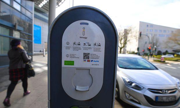 Energie: Energiekonzern Innogy verdient im Auftaktquartal weniger