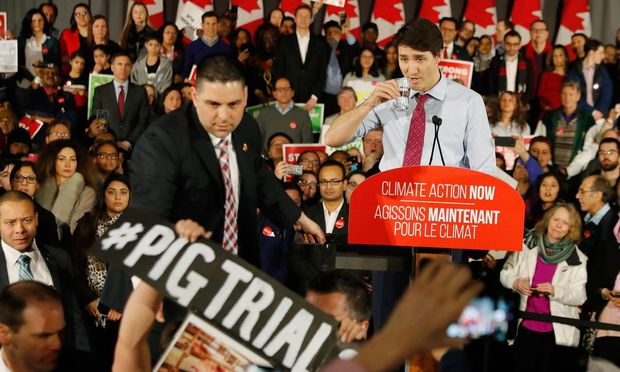 Korruptionsaffäre in Kanada: Trudeau verliert weitere Ministerin