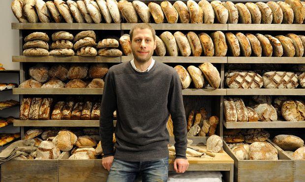 Josef Weghaupt, der Mann hinter Joseph Brot.