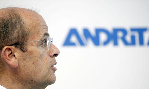 Mit der enormen Höhe der Verwaltungsstrafe von 22 Mio. Euro werden Andritz-Chef Wolfgang Leitner und seine Kollegen nicht gerechnet haben.