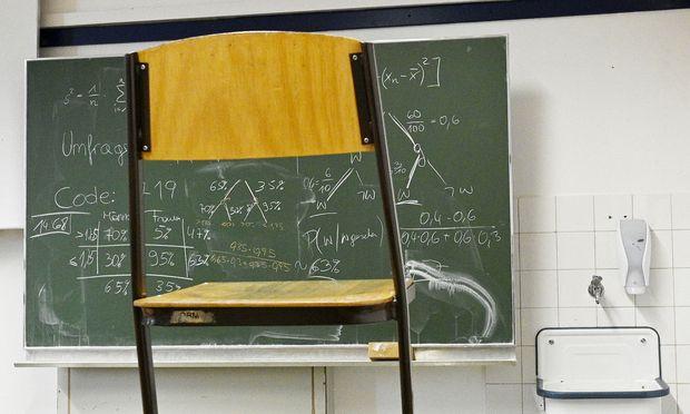 Im Bildungsbudget könnte erneut eine Lücke entstehen.