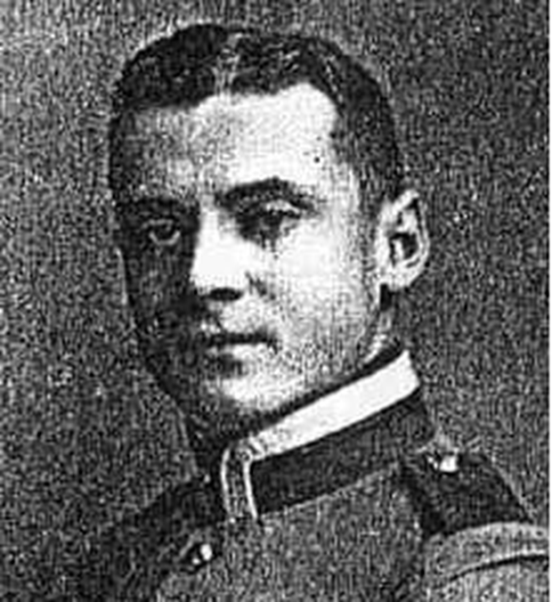 Leutnant Albert Mayer