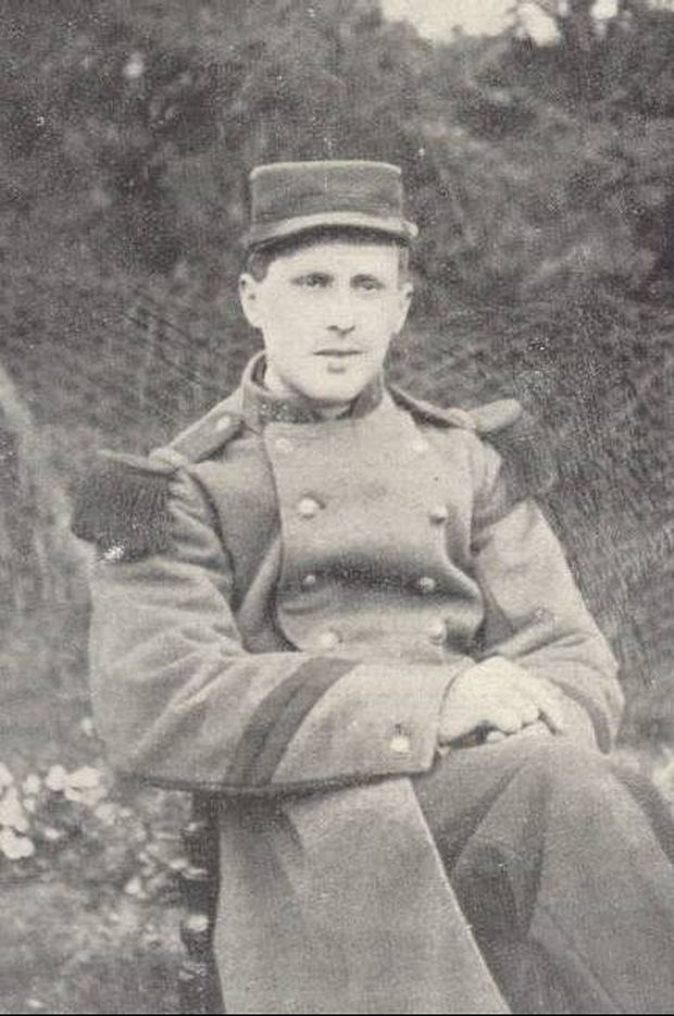 Korporal Jules Peugeot