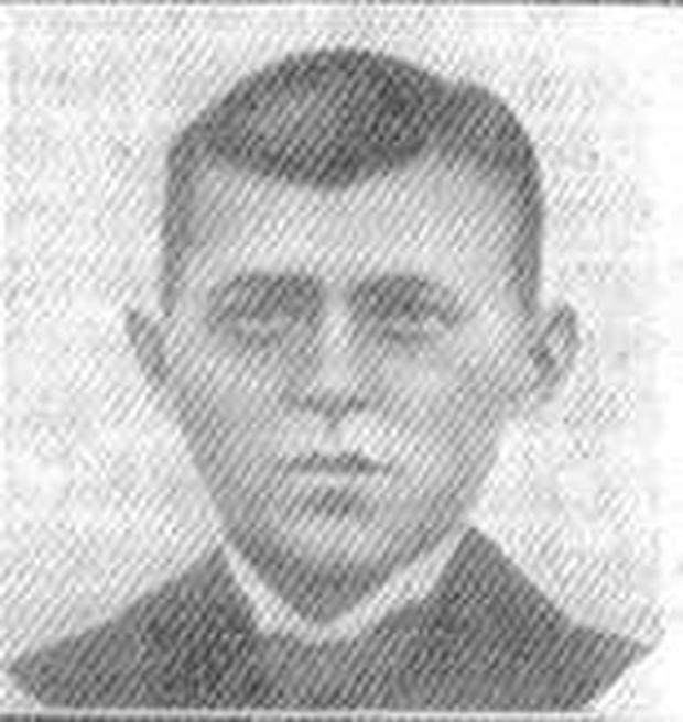 Paul Grun, der erste deutsche Tote des Krieges