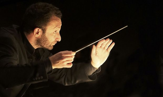 Handout picture of Kirill Petrenko Music Director at Bavarian State Opera