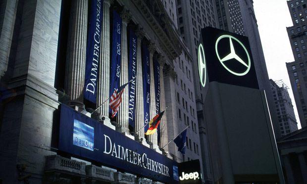 Daimler dementiert Bericht über drohende Rückrufe in Dieselaffäre