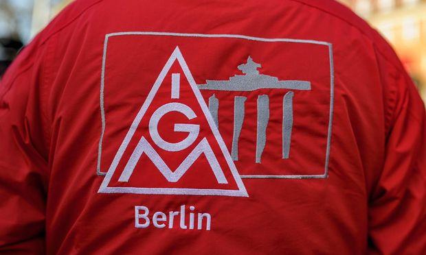 IG Metall schließt Streik bei Siemens nicht aus
