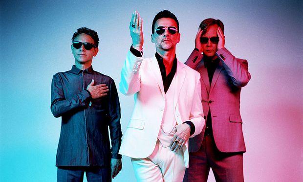 Depeche Mode Welt wohligen