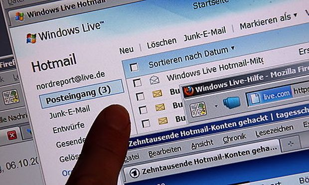 Windows live mail konten wiederherstellen