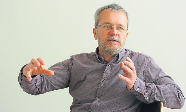 ETM-CEO Bernhard Reichl erwartet auch für heuer eine guteUmsatzsteigerung.