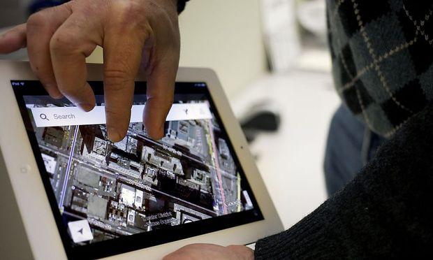 Apple könnte Zwei-Finger-Zoom-Patent verlieren