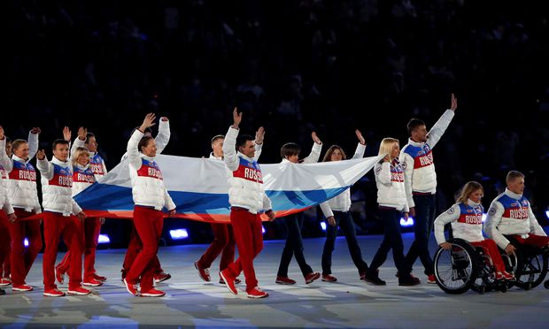 Russisches Komitee darf nicht an Olympia 2018 teilnehmen