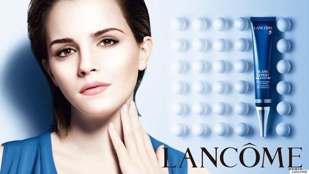 Lancome Werbung Schauspielerin