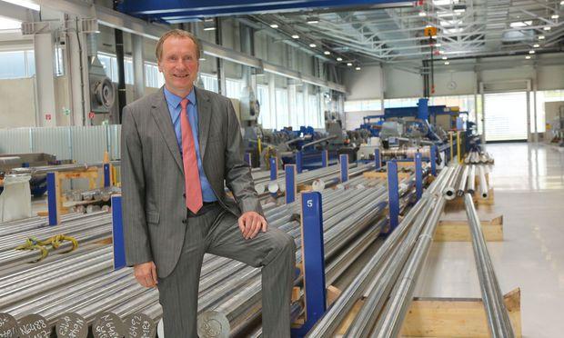 SBO-Chef Gerald Grohmann: Produktivität in Vietnam besser als in England und Mexiko