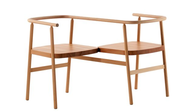 Gegenüber. Für Teknion gestaltete PearsonLloyd Möbel auf Augenhöhe.