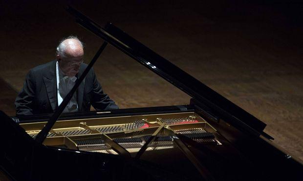 Pianist Maurizio Pollini (Archivbild).