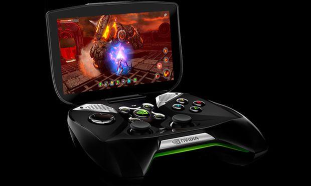 Nvidia Shield: Neue Spielkonsole vom Chip-Experten