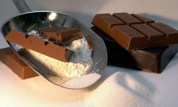 Symbolbild Schokolade