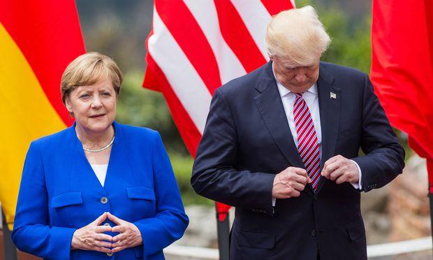 Rom: Trump blockiert G7- Gipfel