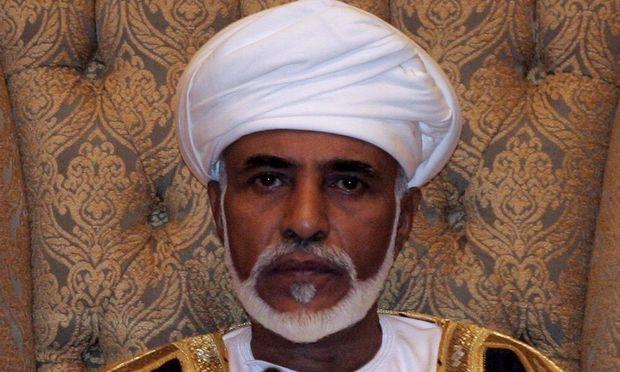 Qaboos bin Said, Sultan von Oman