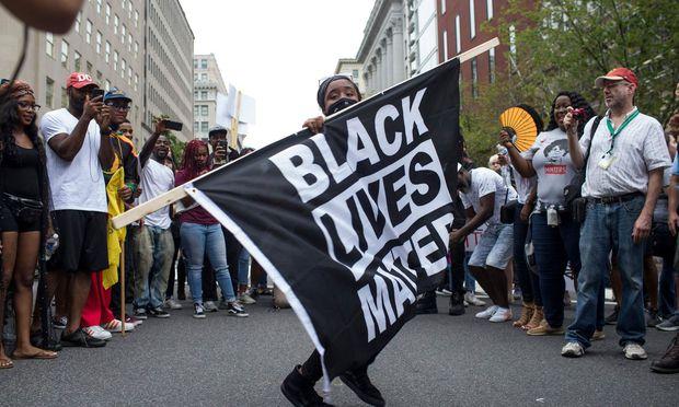 Die Proteste gegen Rassismus fielen deutlich größer aus