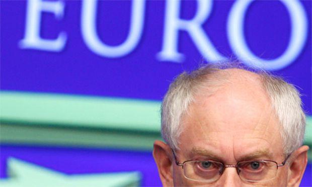 Wird Rompuy Sprecher Euro