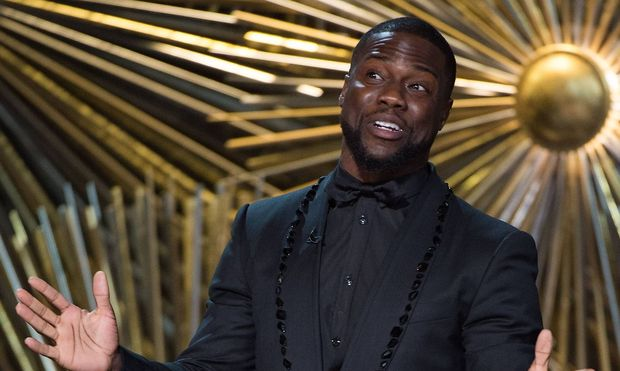 Feb 28 2016 Hollywood California U S Presenter Kevin Hart at The 88th Oscars at the Dolby T