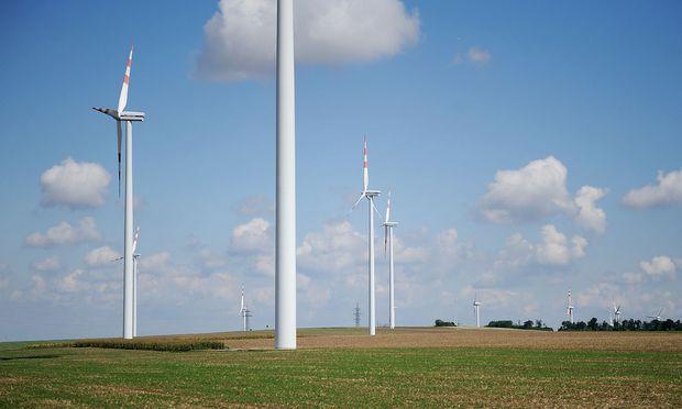 Mehr Windenergie für Klimaziele der EU notwendig.