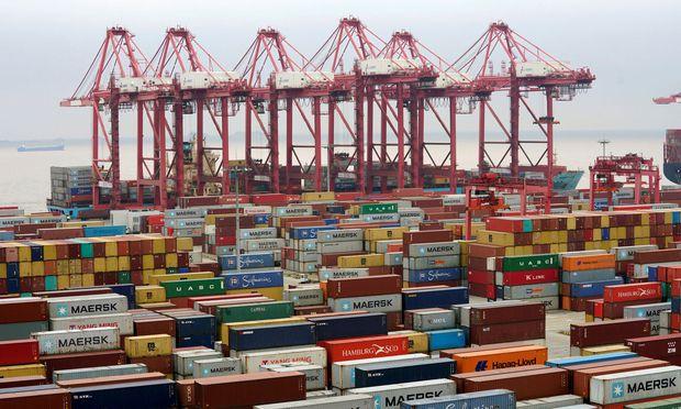 Hafen von Shanghai  / Bild: REUTERS