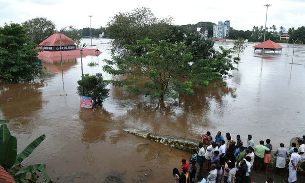 INDIA-WEATHER-FLOOD-MONSOON
