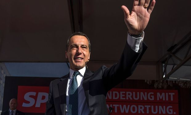 SPÖ-Chef Kern