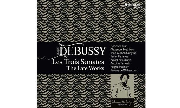 """Isabelle Faust, Alexander Melnikov et al.: """"Debussy – The Late Works"""""""