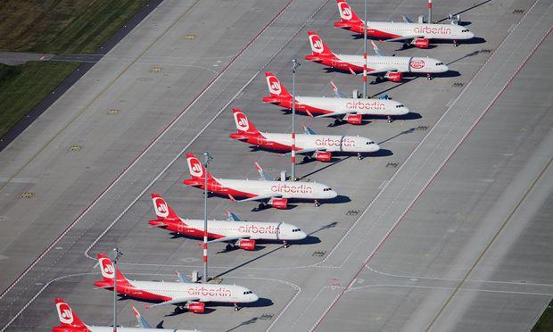BA rechnet nach Air-Berlin-Pleite mit 4000 Arbeitslosenmeldungen
