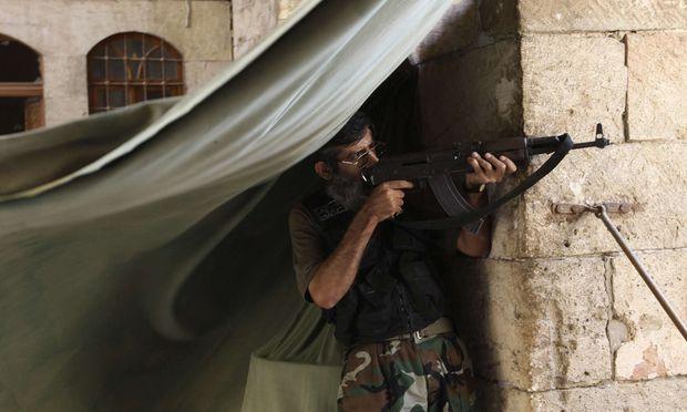 Angst Assads Sturz