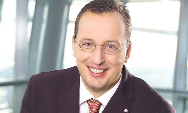Im Bild: Günther Ottendorfer, neuer Telekom-Technik-Chef.