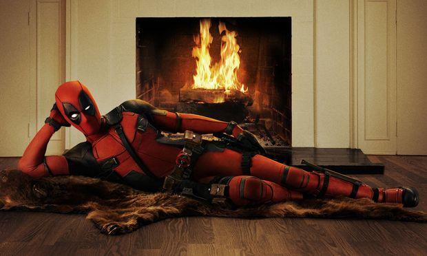 Nicht auf den ersten Blick zu erkennen: Ryan Reynolds mimt den Comic-Helden Deadpool.
