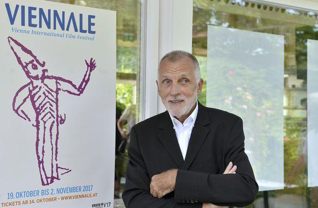 Franz Schwartz, interimistischer Leiter der Viennale.