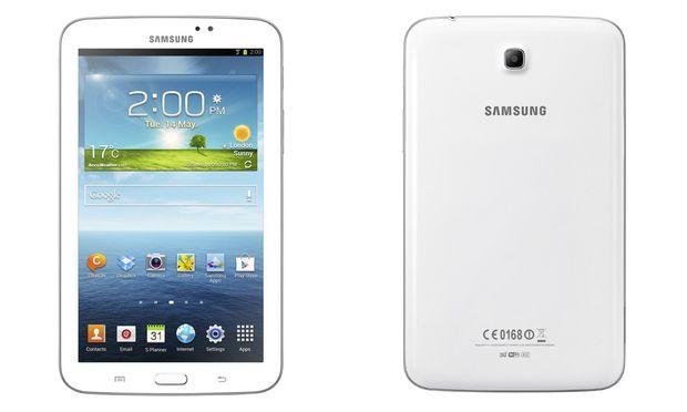 Samsung stellt Galaxy Tab 3 mit sieben Zoll vor