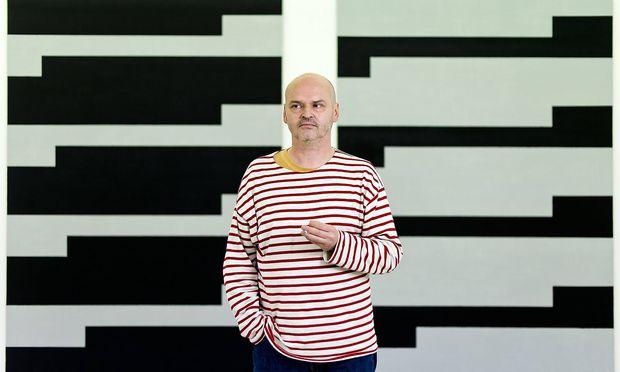 Eberhard Havekost im Jahr 2013