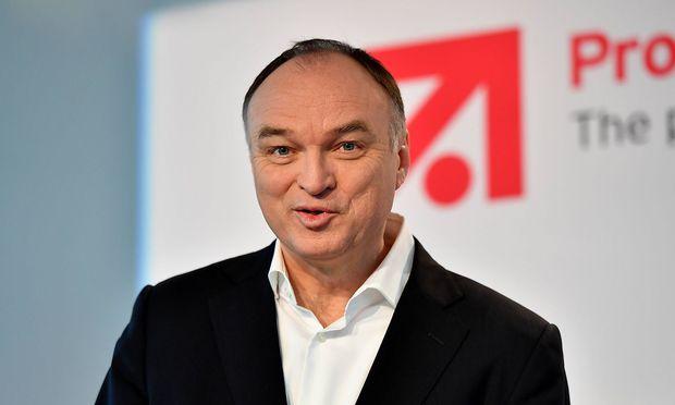ProSiebenSat.1-Chef verlässt vorzeitig den Medienkonzern