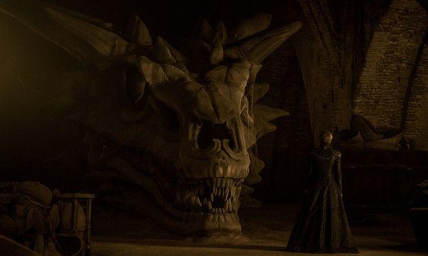 Cersei im Keller / Bild: (c) HBO