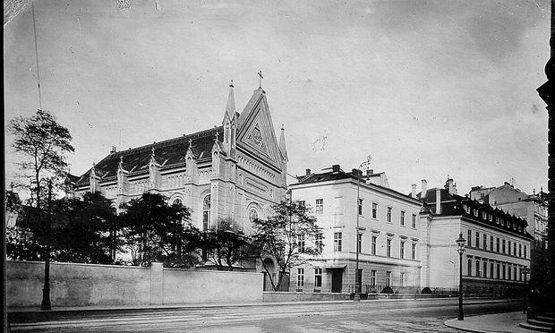 150 Jahre Sacré Coeur in Wien. Zentral sei heute, das Besondere herauszuarbeiten.