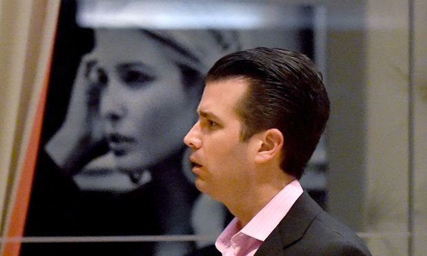 Trump-Sohn sprach mit russischer Anwältin über Clinton-Infos